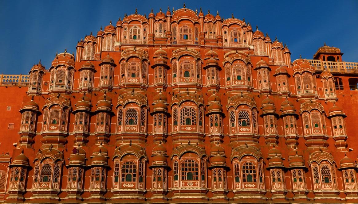 Die Pinke Stadt – Jaipur