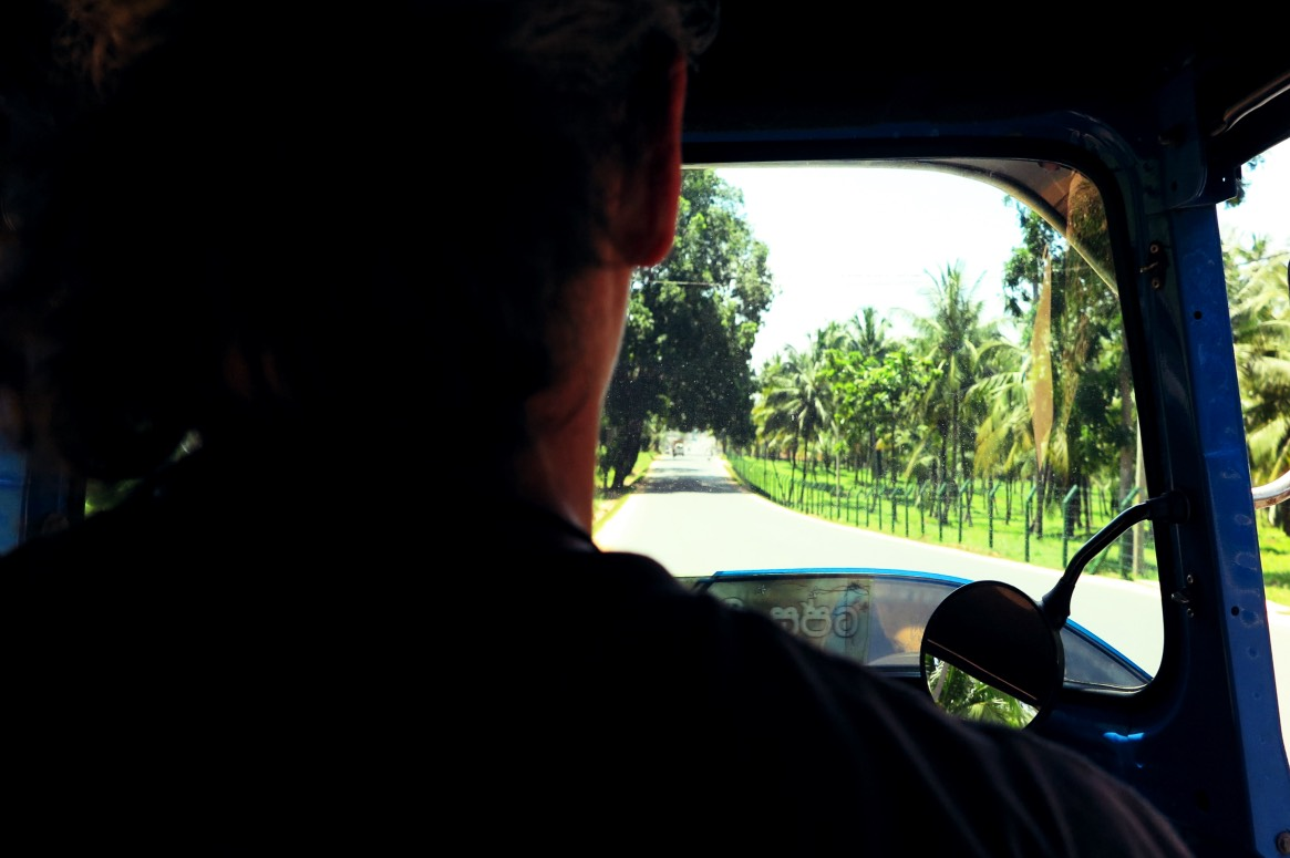 Tuk Tuk Chauffeur Hannes
