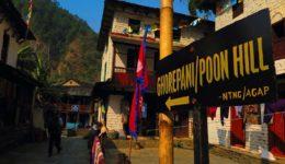 Poon Hill Trek – Trekking Tour im Annapurna Gebirge