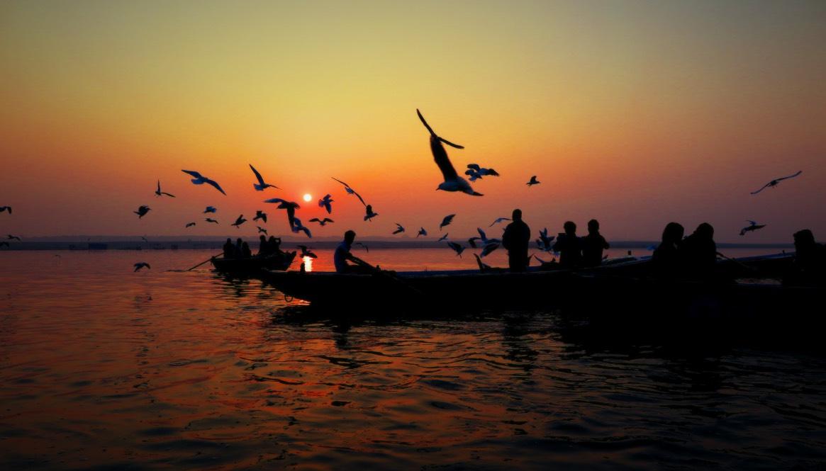 Willkommen Varanasi: auch Benares oder Kashi genannt