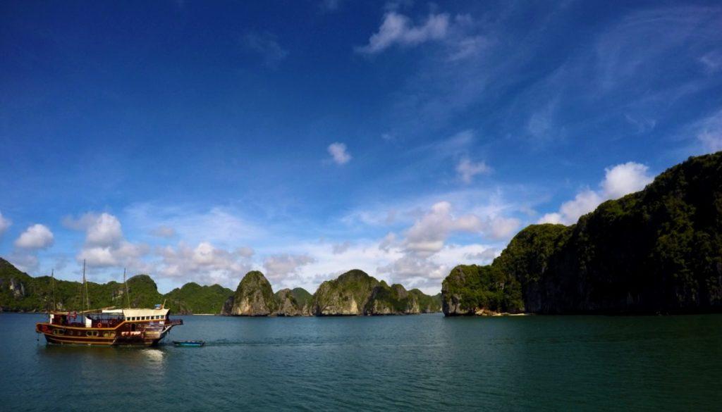 Cat Ba Island – Die größte Insel im Norden Vietnams