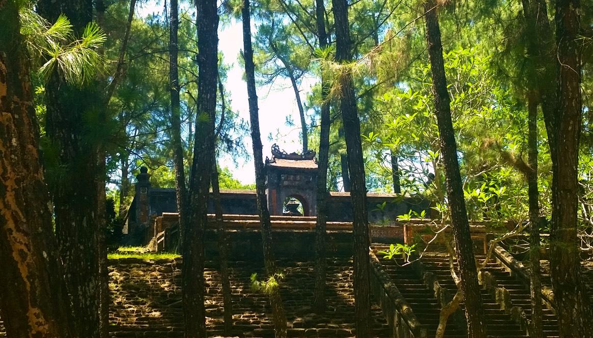 Hue – historische Hauptstadt und Sitz der letzten Kaiser