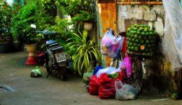 Vietnam – Verkehrschaos in Ho Chi Minh Stadt